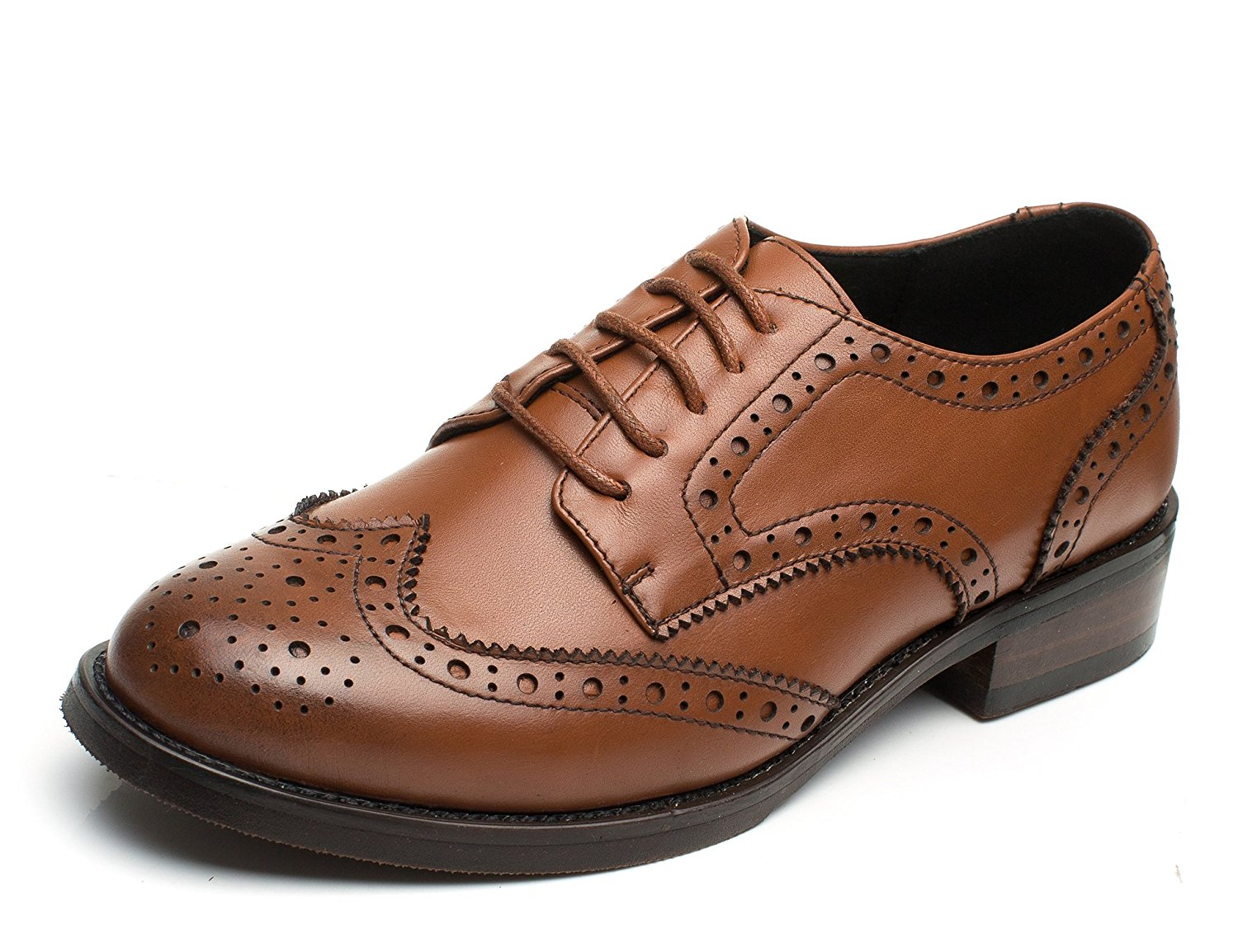 3d403bcdef7 Buy Steve Madden Mens Chapman Leather Wingtip Oxfords in Cheap Price ...