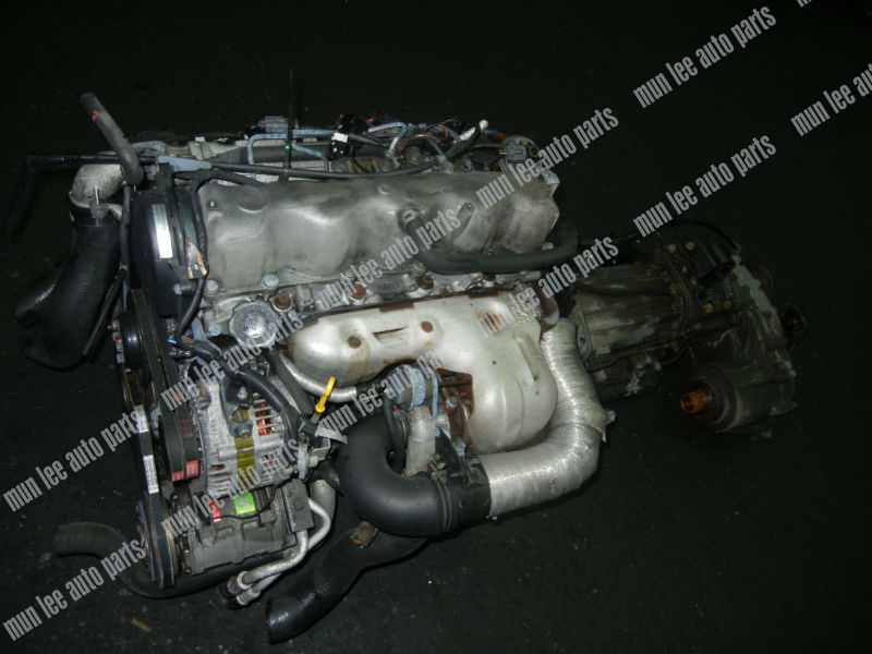 Jdm Used Engine For Car Model Mazda Wlt Turbo Mpv Bongo Bravo