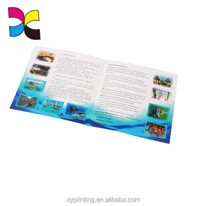 offset printing art paper a5 flyer