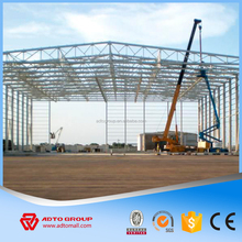 HOT Quick Installation Steel Frame Building Modular Plant Warehouse/Workshop Prefabricated Building Materials One Stop Solution