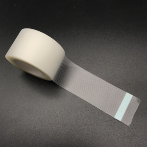 Waterproof Medical Surgical PE Adhesive Tape