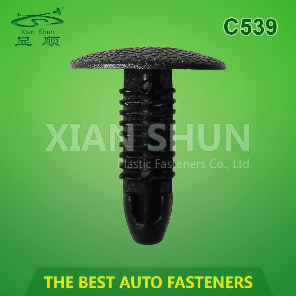 Chrismas Tree Plastic Fasteners For Trim Panel Lining Fastener Clips Aftermarket Toyota Clip