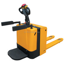 Motorized Electric Pallet Truck 2000kg Capacity