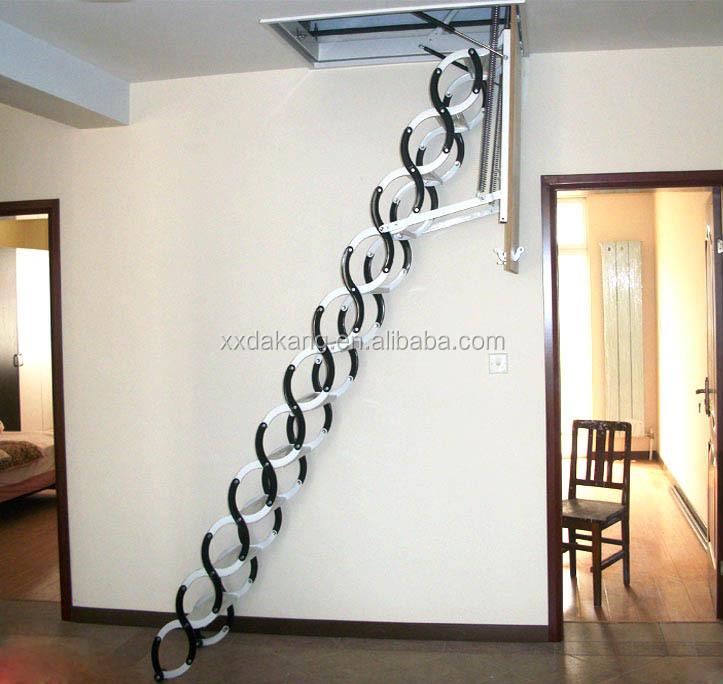 Automatic Electric Telescopic Loft Ladder, Automatic Electric Telescopic  Loft Ladder Suppliers And Manufacturers At Alibaba.com