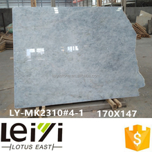 Exclusive natural stone blue ice marble for project use