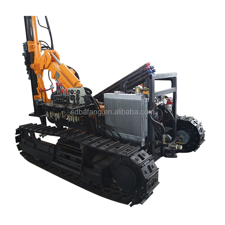 Hot selling open - pit drill truck