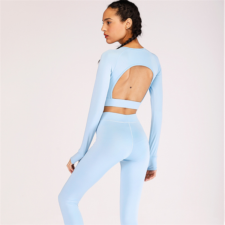 Custom Laser Cut Workout Fitness Girls Gym Suit High <strong>Quality</strong> Women Yoga <strong>Sports</strong> <strong>Wear</strong>