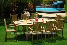 Teak Furniture for outdoor set by PT. President Furniture