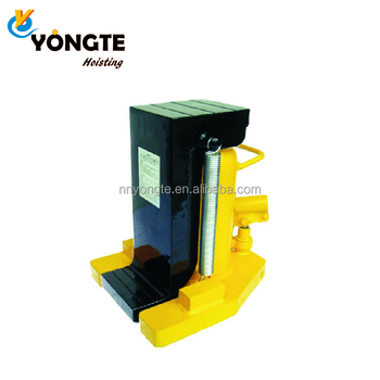 5-50T Manual Hydraulic Cylinder with Toe-Lift