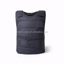 Kevlar Full Body Bulletproof Molle Vest With Gorin Protection/Full Body Bullet Proof Vest/ Full Body