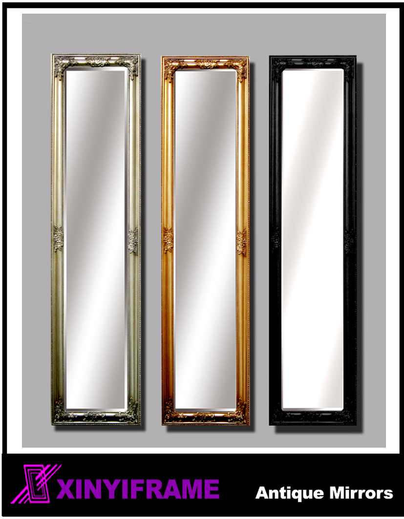 Wood Decorative Full Length Mirror