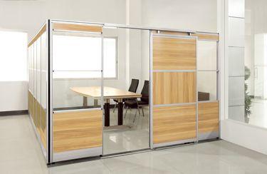 Modular Aluminium Frame Glass Partition Office Partition