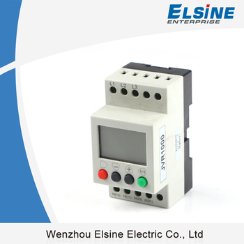 Elsine Jvr1000 Digital Display 3-phase Voltage Monitoring Control Relay -  Buy Relay,Digital Display Relay,3-phase Relay Product on Alibaba com