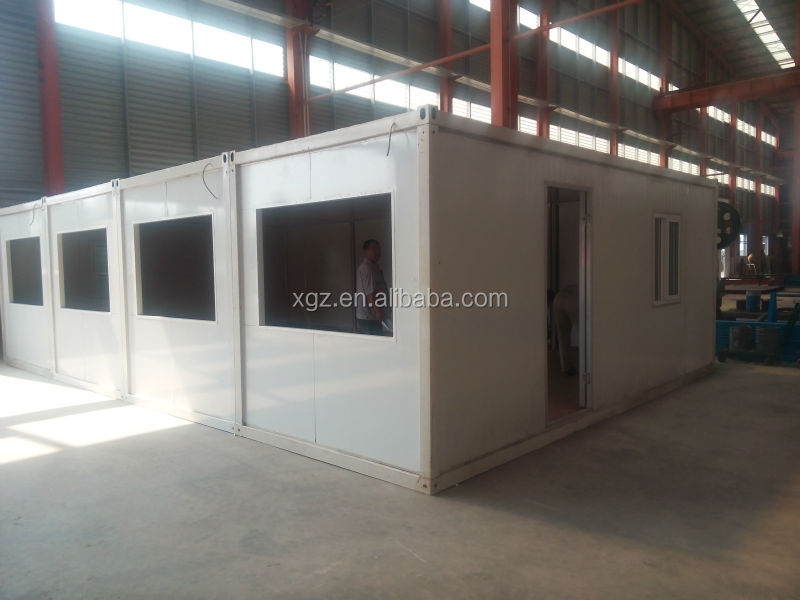 Sandwich Panel Steel Structure Container Home