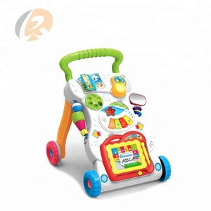 educational learning drean world baby walker parts with music