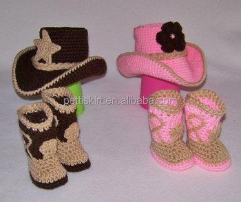 2014 Crochet Cowboy Set Baby Boy Clothes Buy Baby