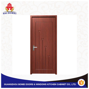 Durable single WPC door flower door design  sc 1 st  Alibaba : durable door - pezcame.com