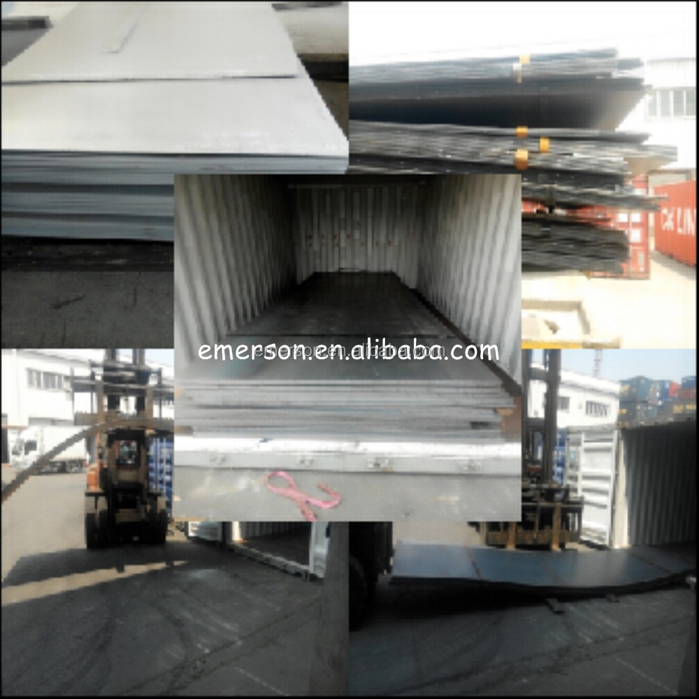 High Quality 10mm thick ar500 steel base plate of construction steel Tianjin