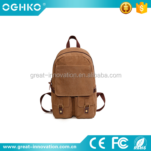 New model popular leisure hiking backbag