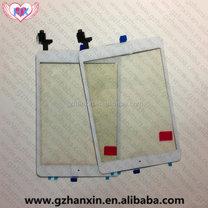 Hot sale touch digitizer for ipad air 2 , for ipad mini touch screen, for ipad mini digitizer screen