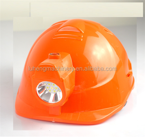 China Supplier Mining Safety Helmet Lamp Hard Hat With Led Light ...