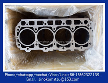 excavator engine parts, 4TNV94L engine block for Yanma, VOLVO EC55 cylinder block used for YANMAR 4tnv94 engine block