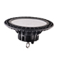0-10Vac Dimmable UFO Factory Lighting Meanwell Driver 347Vac 130Lm/w ETL Cetl Hanging High Bay