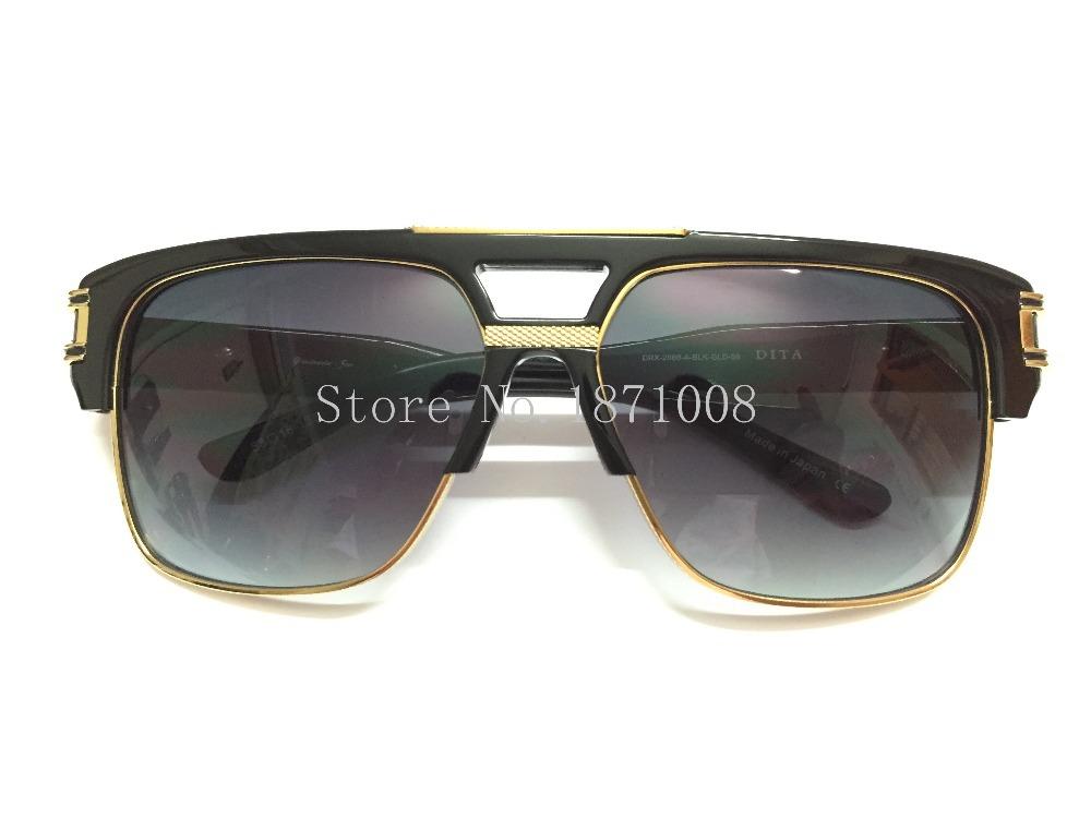 9d4f51efcff0 Buy Dita Grandmaster Four Sunglasses Men Brand Designer Sunglasses Women Men  Oculos De Sol Masculino 10th Anniversary Dita Sunglass in Cheap Price on ...