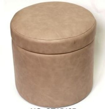 Exceptional Modern Leather Home Storage Stools Puffs Seats