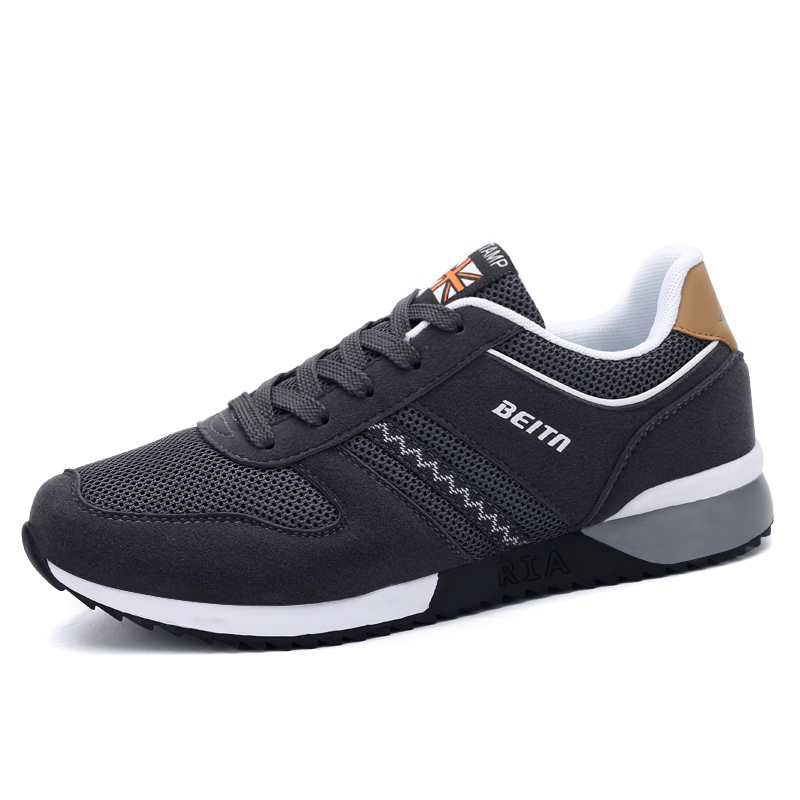 2017 Styles of men's current sneakers casual shoe breathable running shoes