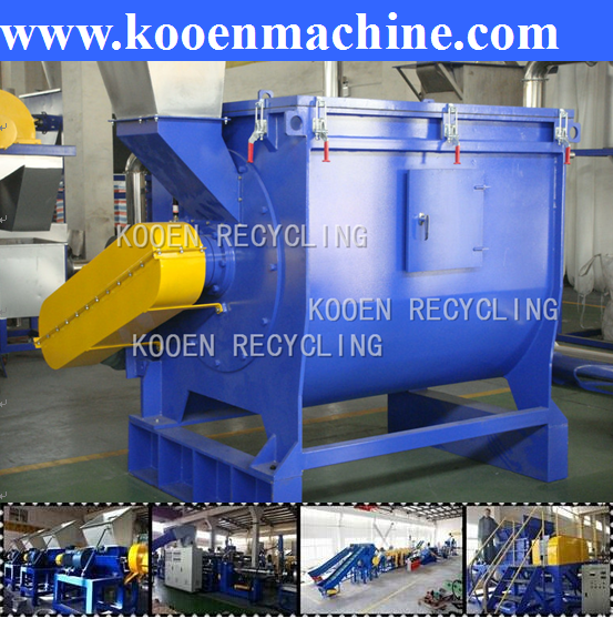cost of pet pe pp plastic centrifuge dewatering machine with low price
