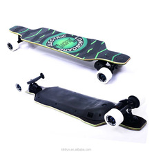 2017 year in Spring best sale Cheap Electric Skateboard black