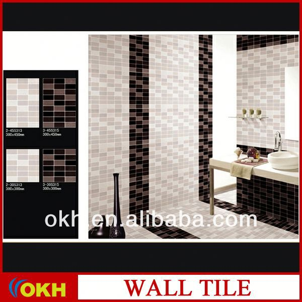 Kitchen ceramic walltile
