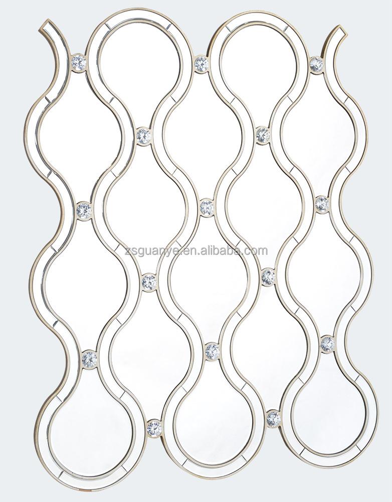Decoratieve muur spiegel spiegels product id 60511187839 - Decoratieve spiegel plakken ...