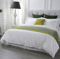 100 Cotton 5 Star Luxury Hotel Bed Linen for Sale
