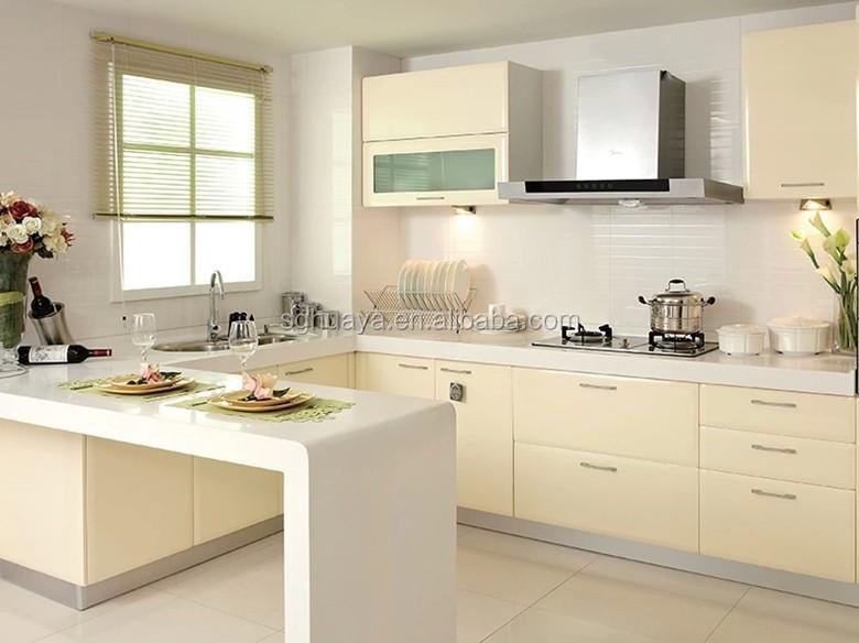 Gabinete De Cocina Tamaños Muebles De Cocina Modulares/hpl Gabinete ...