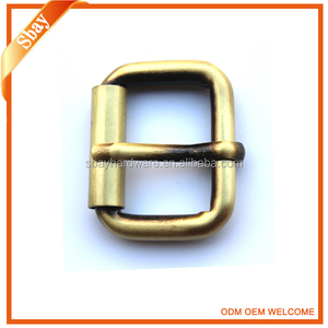 Antique brass pin metal belt buckle parts manufacturers