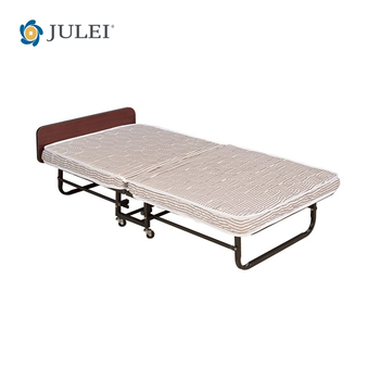premium selection 4275b 6a89d New Foldable Guest Bed Single Portable Folding With Mattress - Buy Cheap  Folding Mattress Bed,Guest Bed,Hotel Rollaway Beds Product on Alibaba.com