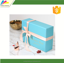 Good price Factory Made retail brand matte paper packaging for gift with good price