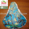 individual package waterproof promotional bike seat cover/bicycle saddle cover made in ningbo