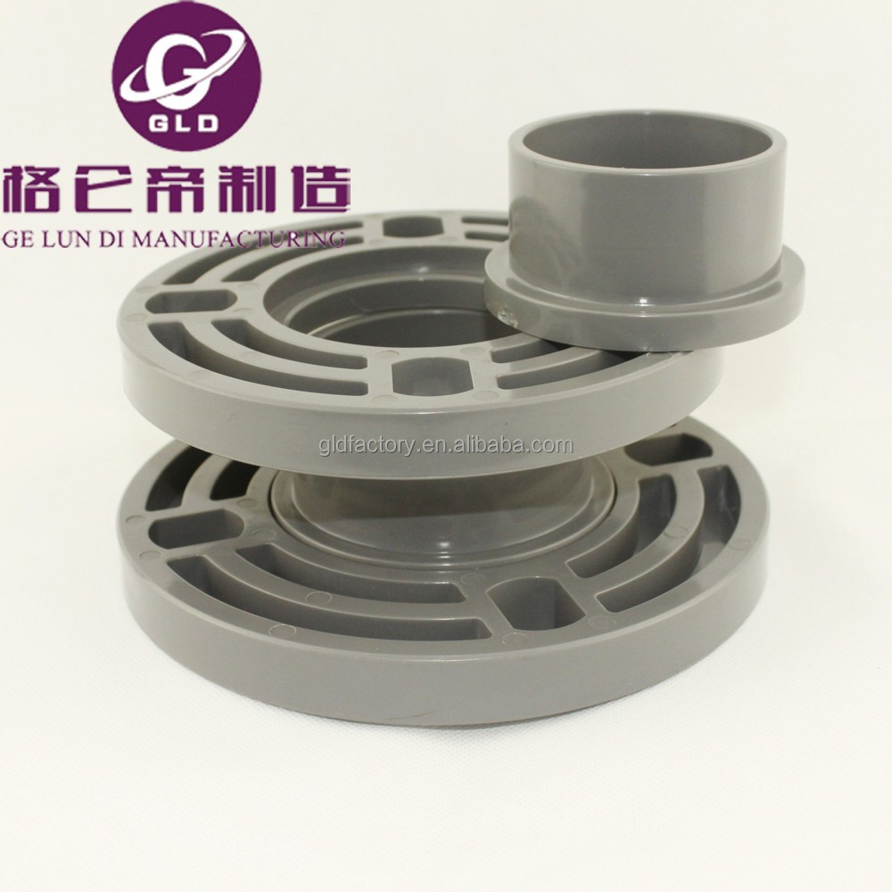 China Supplier High Quality Low Price Din Pvc Fittings Lap Joint ...