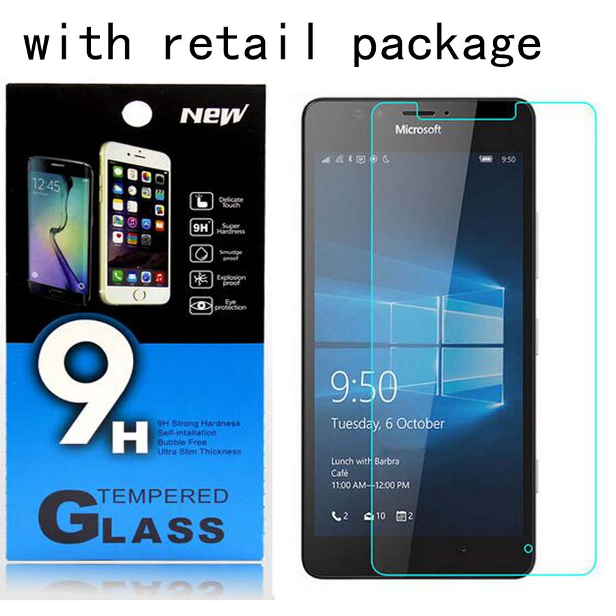 Wholesale Premium Tempered Glass For Nokia Microsoft Lumia 950 XL ...