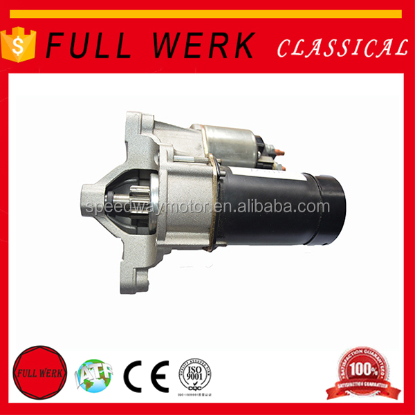 FULL WERK atv starter motor for peugeot 405