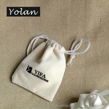 wholesale velvet jewelry bag velvet cosmetic bag