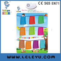 Children Education Talking Sound Wall Chart