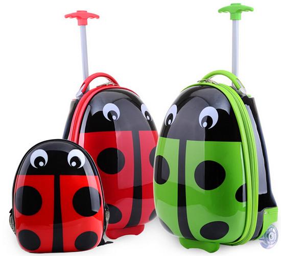 Stylish Cute Animal Trolley Luggage Cartoon Kids Trolley Bag - Buy ...