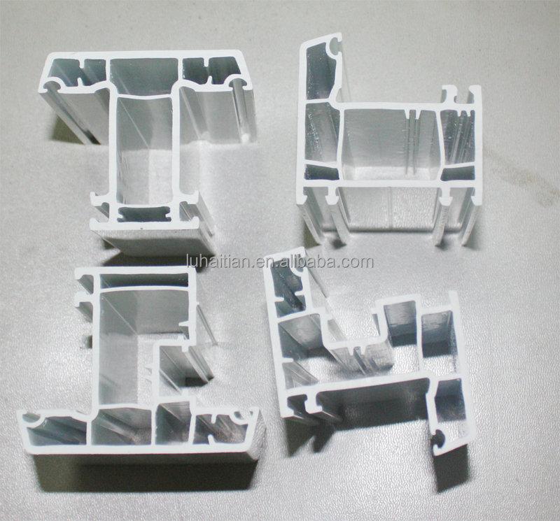 Co- Extrusion Upvc Profile/pvc Fenster-und Tür-profil/upvc Tür ...