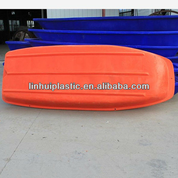 offer Rotomolding Flat Bottom cheap Plastic Fishing Boat 6.0M