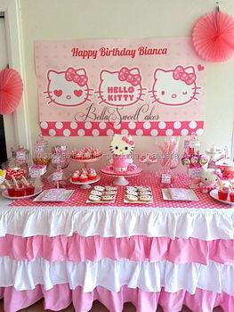 Enchanted Pastel Rainbow Fairy Planning Ideas Supplies Idea Cake Decor Idea Decorations Hello Kitty Birthday Party & Enchanted Pastel Rainbow Fairy Planning Ideas Supplies Idea Cake ...