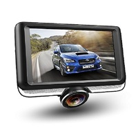 360 Degree Driving Safety All-dimensional Recorder HD 4.5'' Touch Screen Dash Camera for Parking Monitor